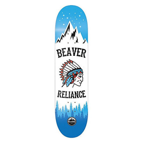 Beaver Fleming Native Deck