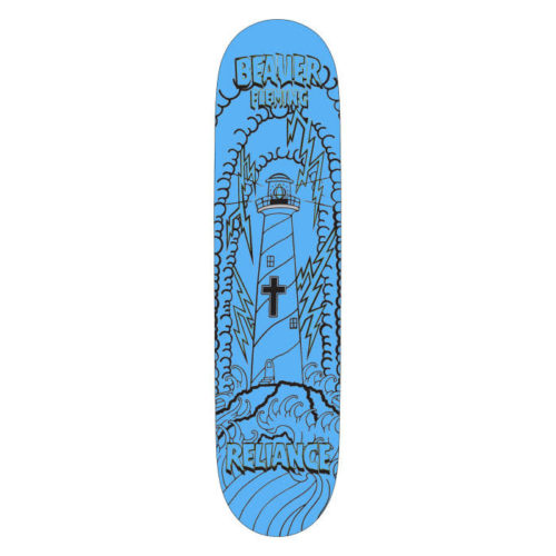 Beaver Fleming Surf Deck